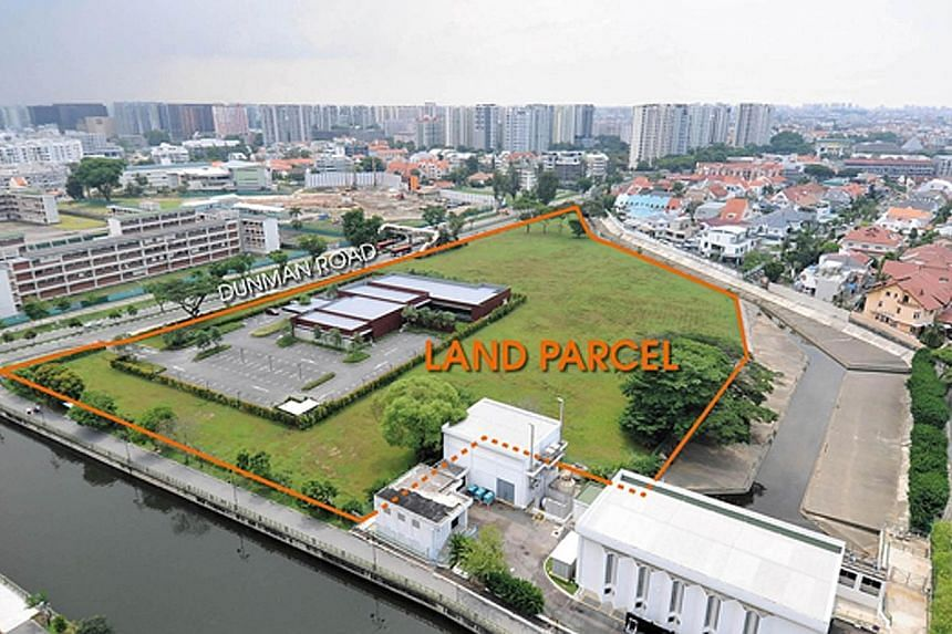 ONE-NORTH GATEWAY Launched for sale under the confirmed list, this site is zoned residential with commercial in the first storey. Analysts are expecting between six and 10 bids for it. The tender will close at noon on Sept 5. HILLVIEW RISE This resid