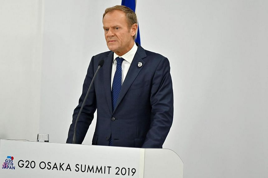 President of the European Council Donald Tusk disagreed with the view that the liberal ideology had outlived its purpose, saying instead that it is authoritarianism, personality cults and the rule of oligarchs that are obsolete.