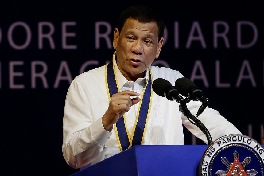 President Rodrigo Duterte is accused of siding with China over a June 9 sinking of a Filipino fishing boat by a Chinese vessel within the Philippines' EEZ.