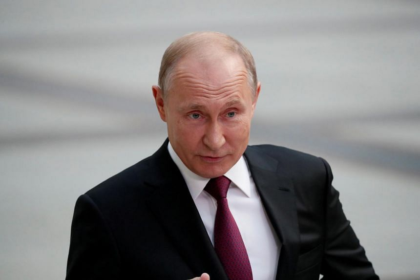Speaking in an interview, Russian President Vladimir Putin said Britain's Theresa May may have more scope to take long-sighted decisions about rehabilitating ties with Moscow.