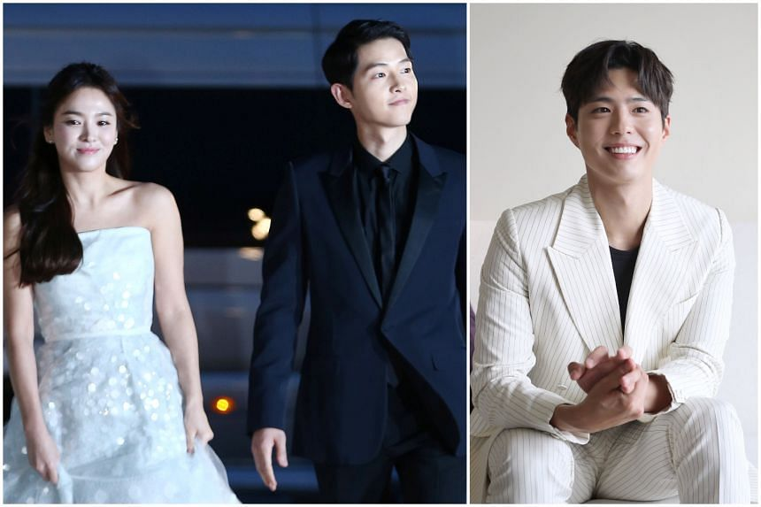 How fans reacted to Descendants of the Sun couple's divorce
