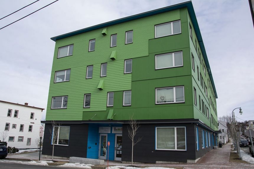 By following strict passive house standards, Bayside Anchor, a multifamily affordable housing complex in Portland, Maine, slashes heating costs by using roughly 80 percent less energy than a typical building. PHOTO: THE CHRISTIAN SCIENCE MONITOR
