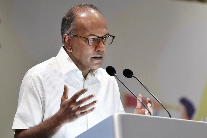 Law and Home Affairs Minister K. Shanmugam said inmates who are released often find themselves without the social support needed to reintegrate into society, and may also face family troubles as well as difficulty in finding jobs.