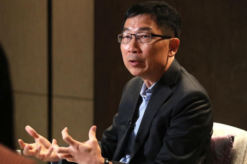 DSTA chief executive Tan Peng Yam said that technological development is taking place across all industries at a great speed, and there is increasingly a blurring of lines between the commercial and military uses of equipment and platforms.