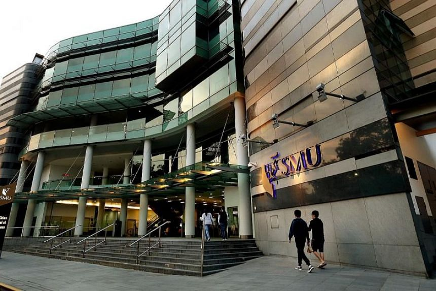The Singapore Management University's review of student disciplinary procedures started in May 2019, and it plans to come up with a policy that will cover all non-academic disciplinary issues.