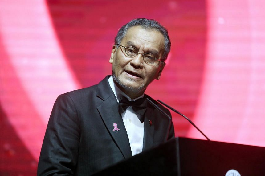 """""""Decriminalisation is the removal of criminal penalties for possessing or using a small quantity of drugs for personal use,"""" Health Minister Dzulkefly Ahmad said."""