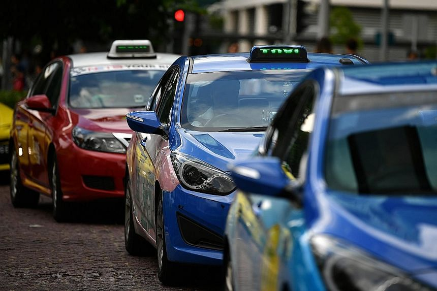 The LTA said respondents called for regulatory parity between taxis and private-hire cars, such as aligning the COE and road tax treatment, and removing the 2 per cent cap on taxi fleet growth.