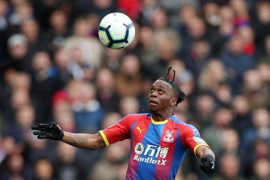 Aaron Wan-Bissaka, 21, made just 46 senior appearances for Crystal Palace and has yet to be called up by England.