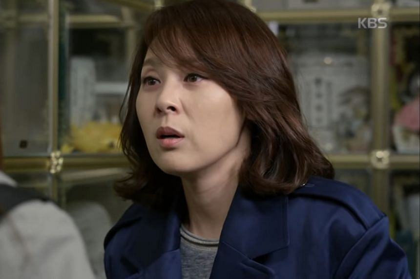 Jeon Mi-seon was cast in a number of wildly popular television drama series that won legions of faithful viewers across Asia.