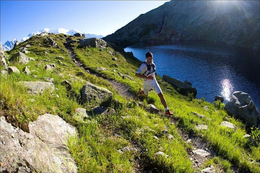 Your body will tell you that running 50km over a mountain trail is harder and stresses it more than running 50km over a flat course.