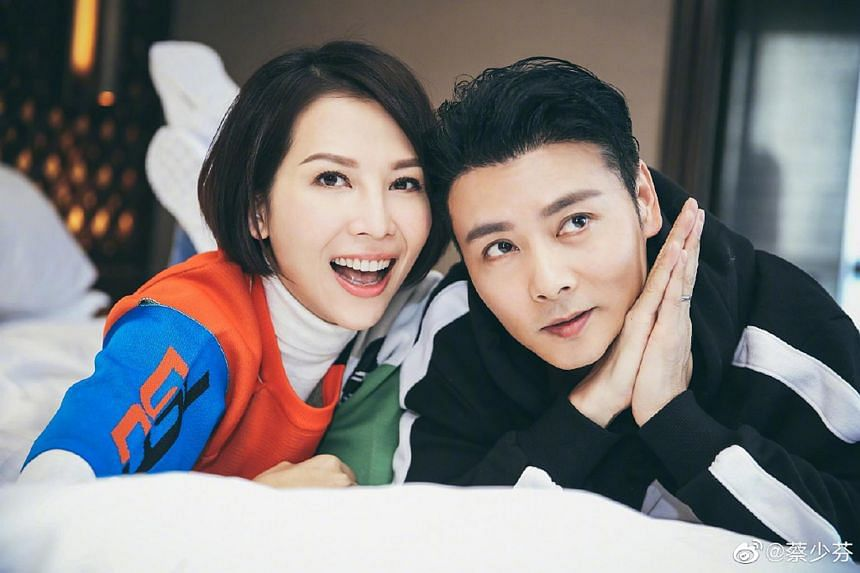 Hong Kong actress Ada Choi and her Chinese husband Max Zhang will be welcoming their third child, Choi announced on Weibo on June 28, 2019.