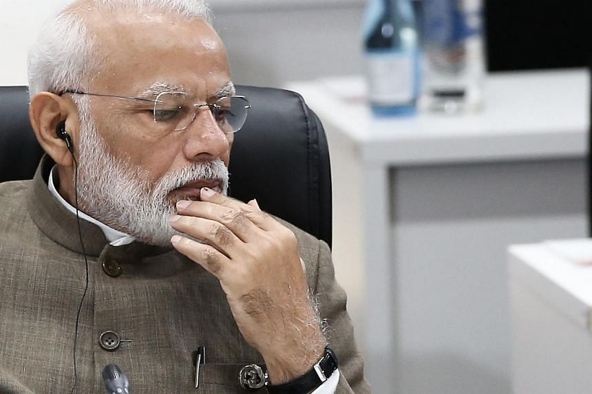 Indian Prime Minister Narendra Modi is pushing for greater water conservation efforts, amid concerns over the amount of rainfall in the country.