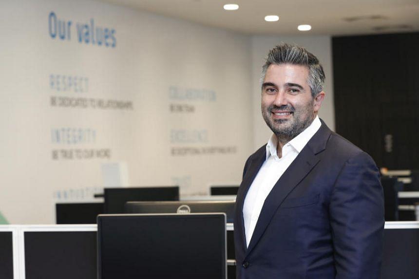 Lendlease chief executive for Asia, Tony Lombardo, said data centres are evolving into a mainstream real estate asset class.