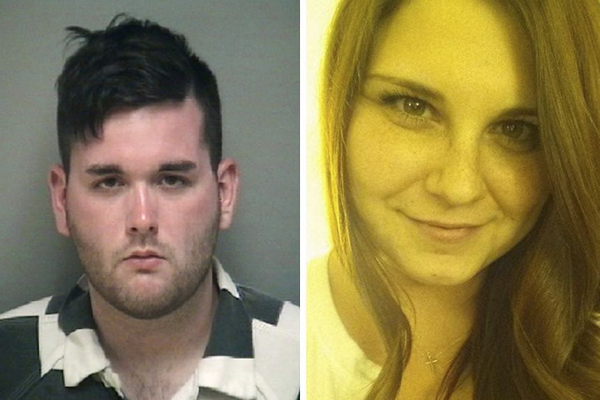 James Fields drove his car into a crowd of demonstrators countering white supremacists at the rally in Charlottesville, Virginia, killing Ms Heather Heyer and injuring 29. He was convicted separately in a state court of first-degree murder. Ms Susan