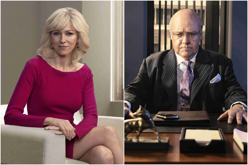 Based on Gabriel Sherman's bestselling book The Loudest Voice In The Room, the seven-part series dramatises the story of Roger Ailes, while Naomi Watts plays journalist Gretchen Carlson, who in 2016 sued Fox News and Ailes for sexual harassment.