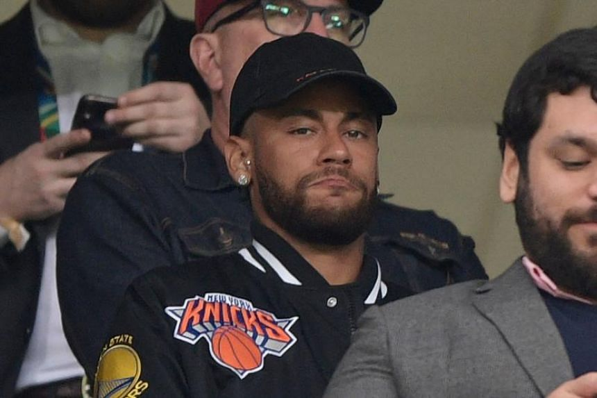 Neymar has been embroiled in a slew of controversies in recent months that involved raging about a referee, punching a fan, and facing rape and tax-fraud accusations.
