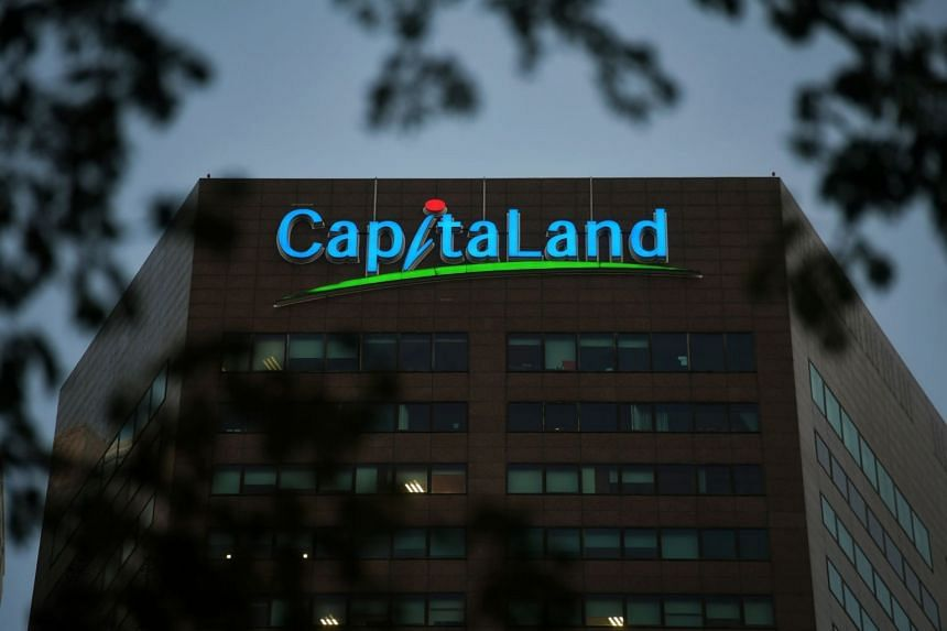 CapitaLand closed one cent or 0.28 per cent down to $3.53 on Friday (June 28).