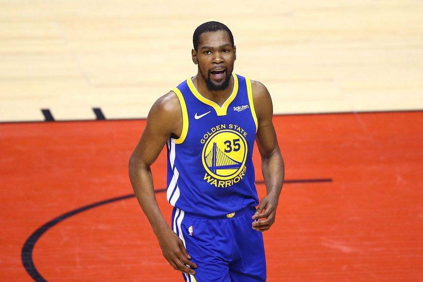Kevin Durant expected to miss most, if not all, of next season while recuperating from a ruptured Achilles tendon.