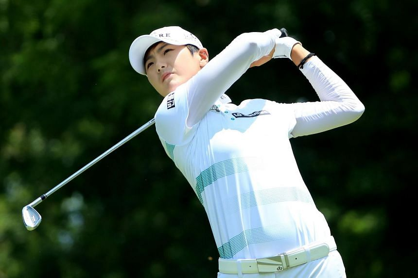 Park Sung Hyun notched her second win of the season and is projected to rise to No. 1 on Monday (July 1).