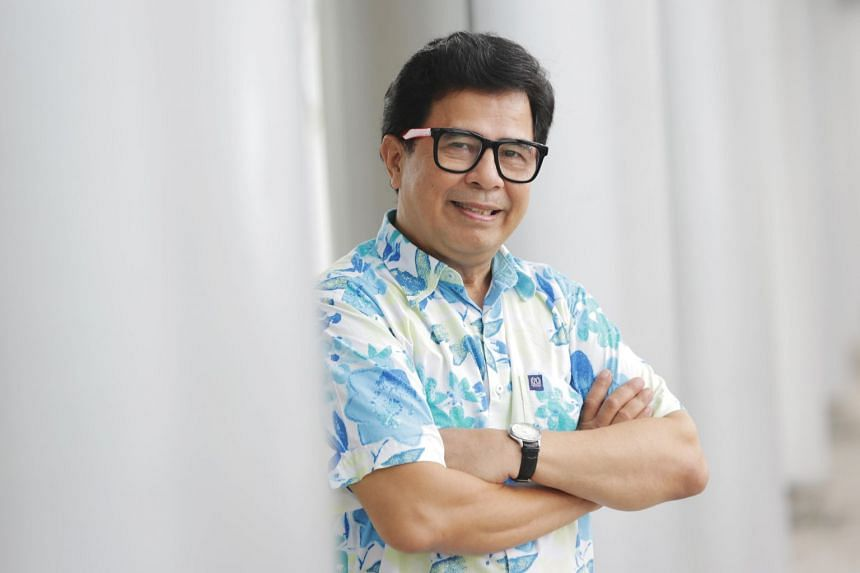 Veteran singer Halil Chik was hospitalised on June 19 after suffering a stroke at his house in Kuala Lumpur.