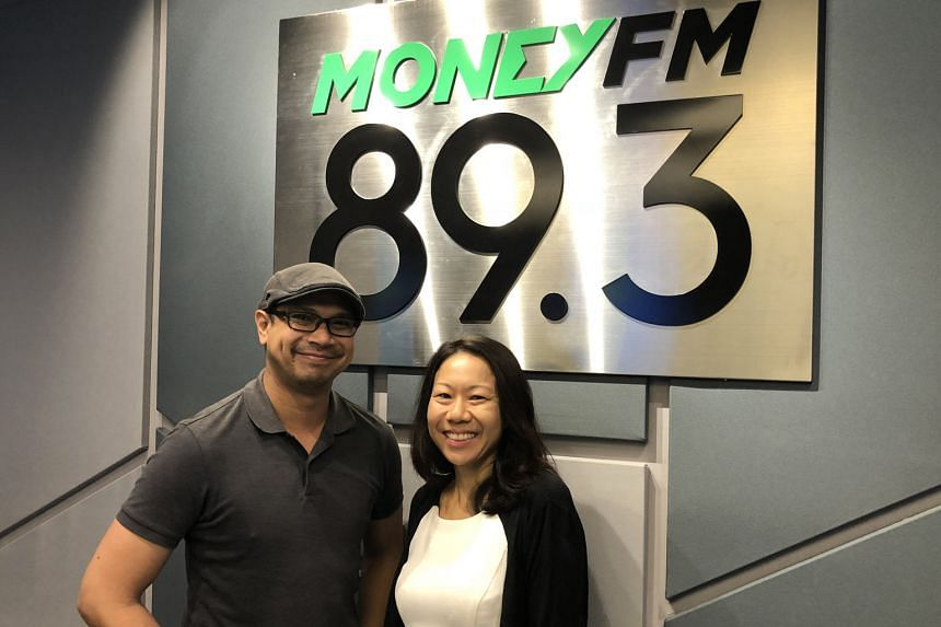 "Ms Eugenia Koh (right), head of sustainable investing and engagement strategy for Standard Chartered Private Bank and Wealth Management, shares more with Money FM's Elliott Danker about the evolution of sustainable investing and what a ""blue"" bond is"