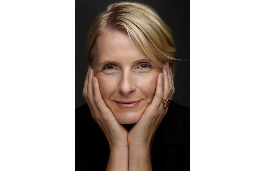 American writer Elizabeth Gilbert (above) spent five years researching City Of Girls and talked to women in their 90s and 100s who had been showgirls, dancers and actresses.