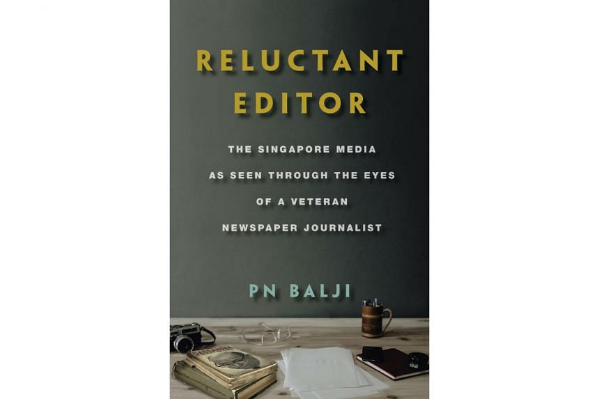 Reluctant Editor by PN Balji
