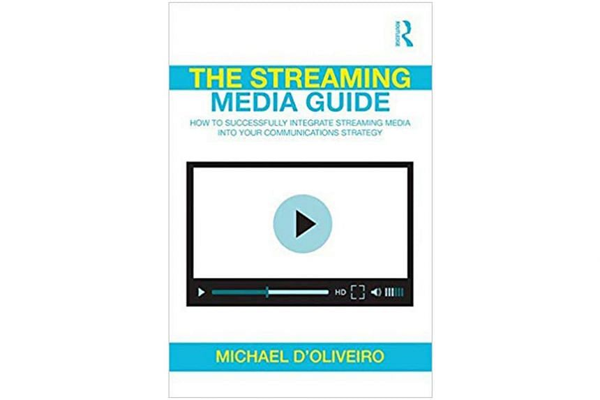 The Streaming Media Guide by Michael D'Oliveiro