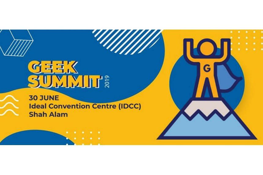 The four foreigners were taking part in the Geek Summit on June 30 hosted by the city of Shah Alam, outside Kuala Lumpur, when immigration officials raided the event following a complaint.