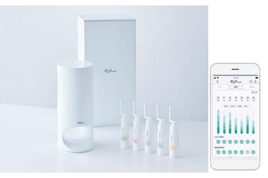 For 10,000 yen (S$125) a month, customers will be able to access Shiseido's skincare subscription service, called Optune.
