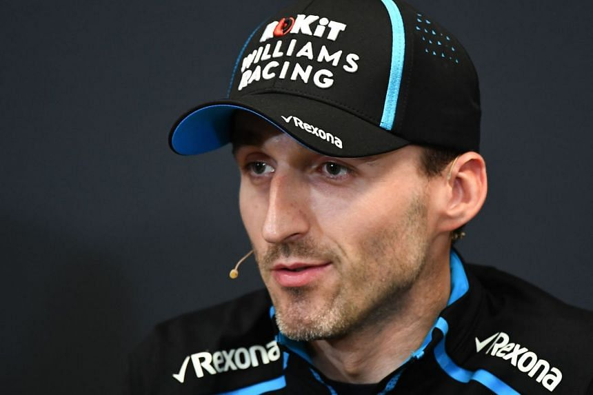 Williams' Polish driver Robert Kubica (above) has yet to score a point in his comeback season.