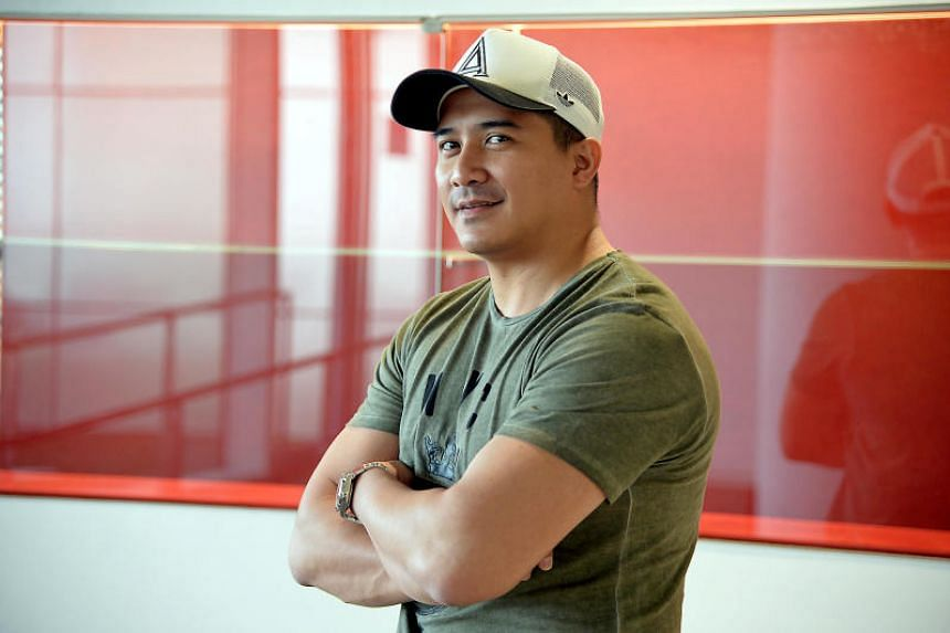 Singapore-born Aaron Aziz, who is based in Malaysia, adds another feather to his cap with a supporting role, alongside big guns like Andy On and Vanness Wu, in Undercover Punch And Gun, a movie about the efforts to take down a drug syndicate.