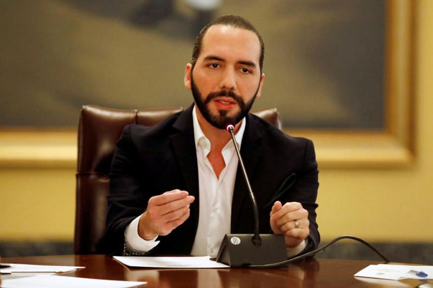 El Salvador's President Nayib Bukele said his country was to blame for the conditions that led Mr Oscar Alberto Martinez Ramirez and his two-year-old daughter, Valeria, to flee in the first place.