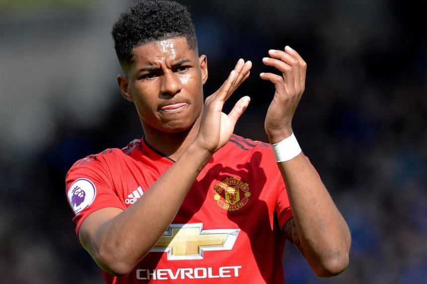 Marcus Rashford has signed a new four-year contract with Manchester United, which includes the option for the club to extend it for a fifth year if they want.