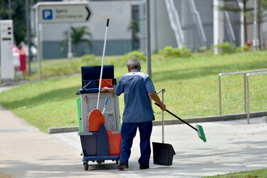 The measures announced on July 3, 2019, are expected to benefit more than 40,000 cleaners employed by around 1,300 firms.