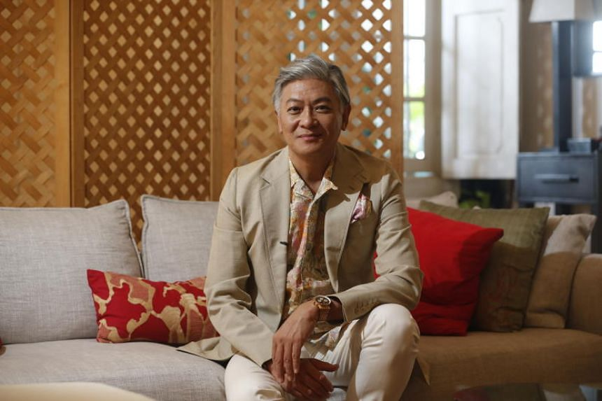 Home-grown singer, musician and composer Dick Lee will hold a concert at the Esplanade Concert Hall on Sept 15, 2019.