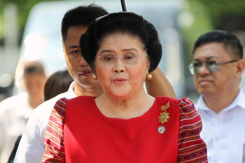 Philippines' former first lady Imelda Marcos, who turned 90 on July 2, 2019, did not fall ill from the food at her birthday celebration.