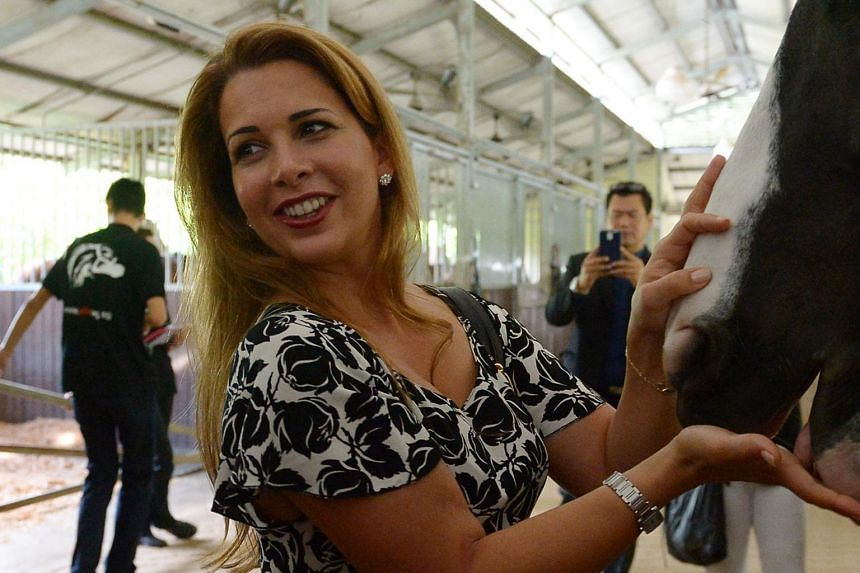 Princess Haya, 45, is reportedly seeking political asylum in Britain and is asking for a divorce.
