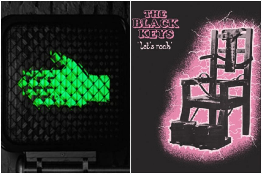 The two albums by American garage rock juggernauts The Raconteurs (Help Us Stranger) and The Black Keys (Let's Rock) share some uncanny similarities.