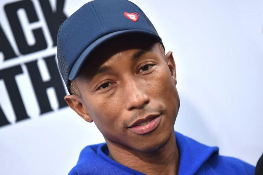 Singer Pharrell Williams will tap his connections to open more doors for the students.