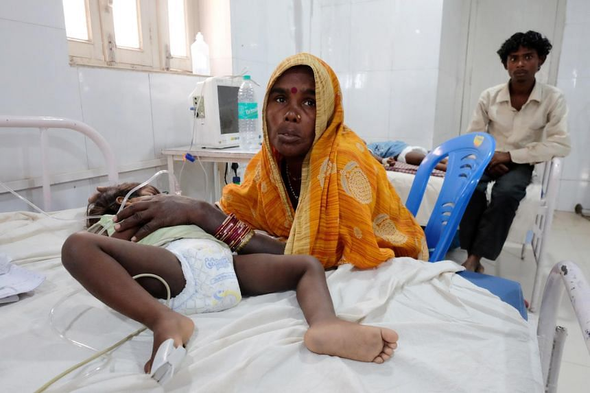 The death of 157 children in Muzaffarpur, Bihar state, has brought into focus India's malnutrition crisis, which continues despite the country's fast-paced economic growth.