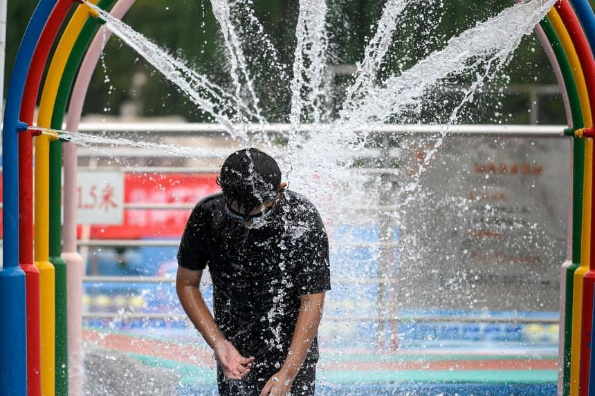 A heatwave that has swept across northern China, including the capital Beijing, is expected to last until next week, the Hebei Daily said.