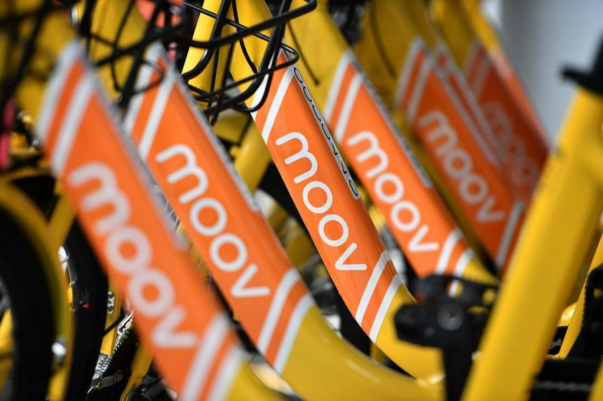 Journalist Toh Ting Wei will discuss the entrant of a new bike-sharing company, Moov, as well as the health of the shared-bike industry in Singapore.
