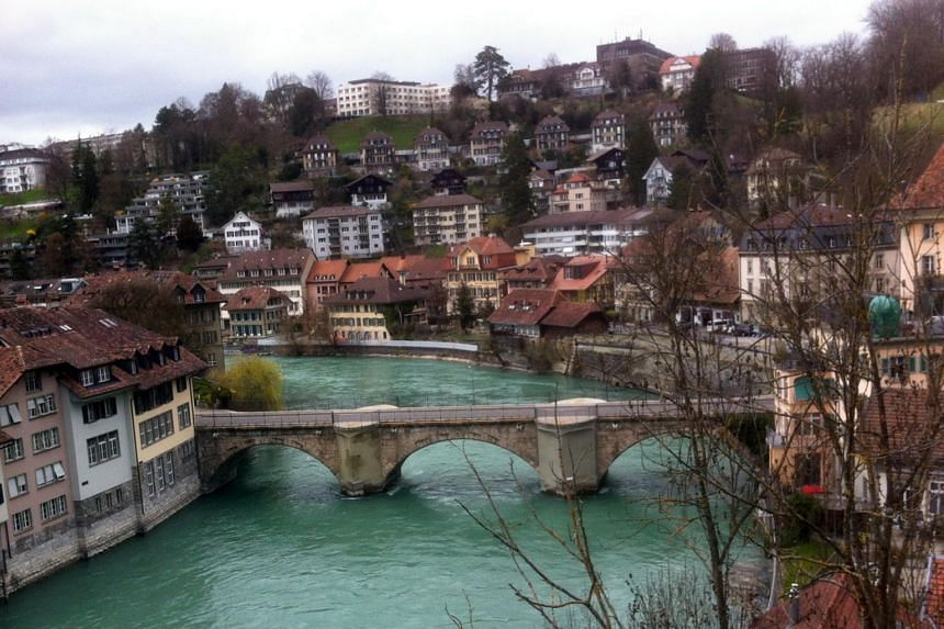 Switzerland is home to some of the biggest private banks, commodity traders and pharmaceuticals companies.