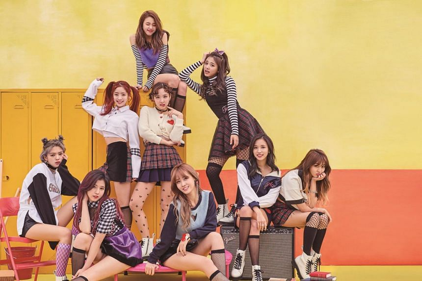 The nine-member act has reportedly surpassed the likes of Girls' Generation, becoming South Korea's best-selling girl group.