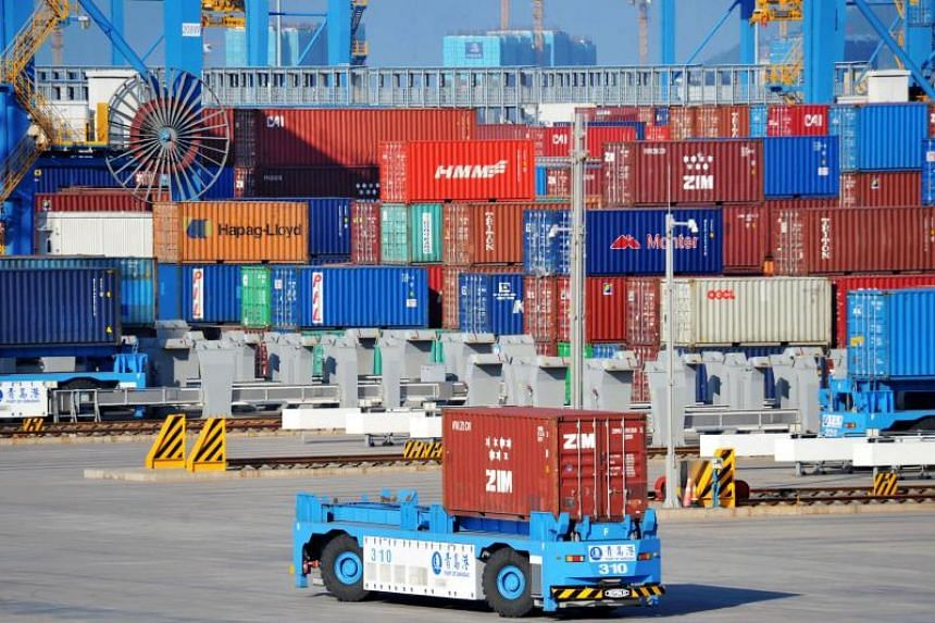 The United States now has tariffs of 25 per cent on US$250 billion of Chinese goods, ranging from furniture to semiconductors.