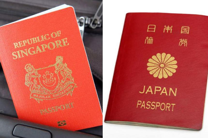In the 2019 third-quarter update, Singapore and Japan share the No. 1 spot on the Henley Passport Index, with its passport holders able to enjoy visa-free or visa-on-arrival access to 189 destinations.