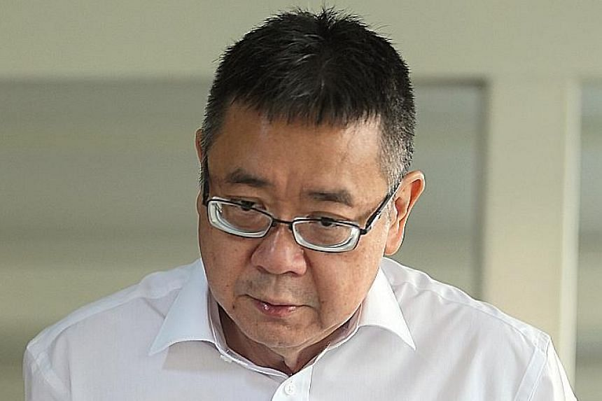 Leong Sow Hon, who pleaded guilty to failing to check the detailed structural plans and design calculations for the viaduct, was sentenced to six months in jail yesterday. He intends to appeal against the sentence.