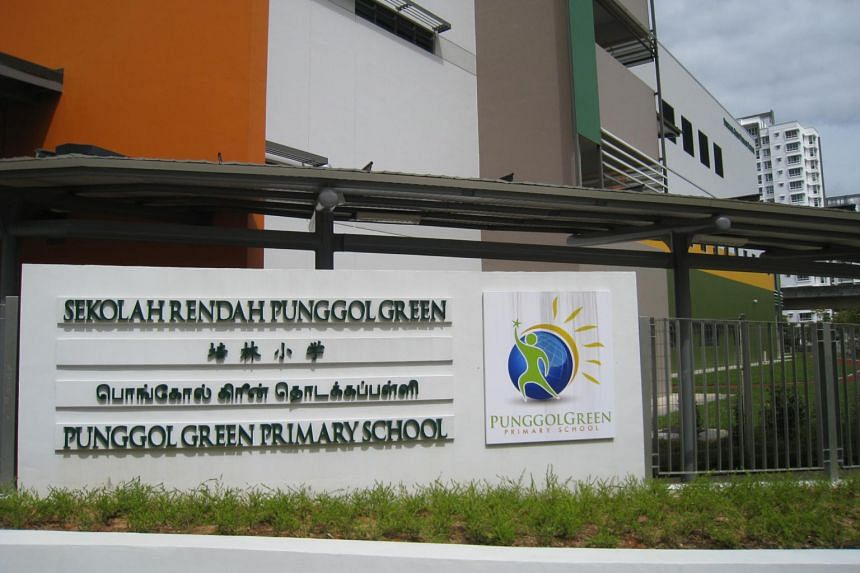Punggol Green Primary School topped the list with 54.4 per cent of its places filled. Out of 250 spots, 136 were taken.