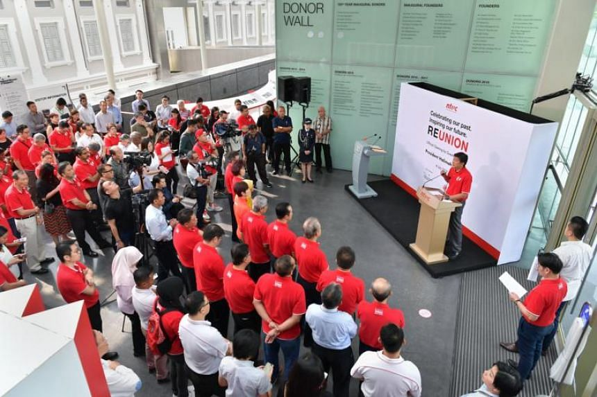 Labour chief Ng Chee Meng said the labour movement must continue to stay relevant and representative.